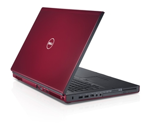 DELL PRECISION M6700 RED COVET Core i7 3820QM 16GB SSD 256 K4000M