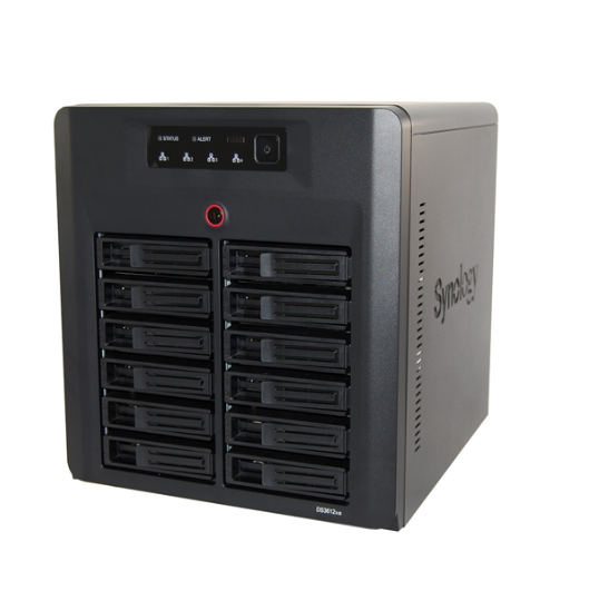 NAS Synology DiskStation DS3612xs Diskless