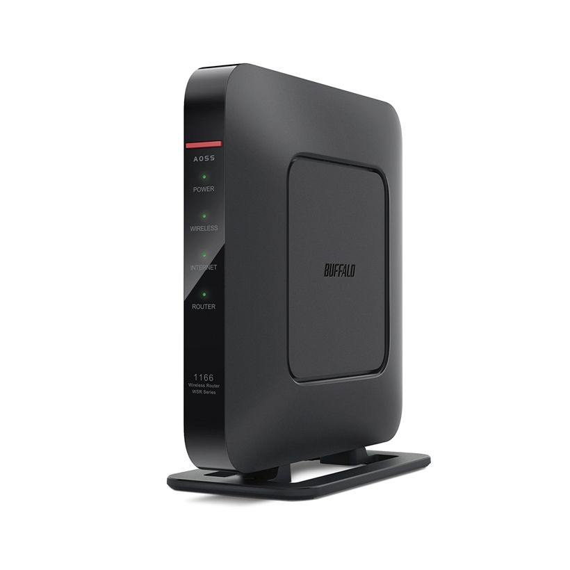 Router wifi Buffalo WSR-1166DHP