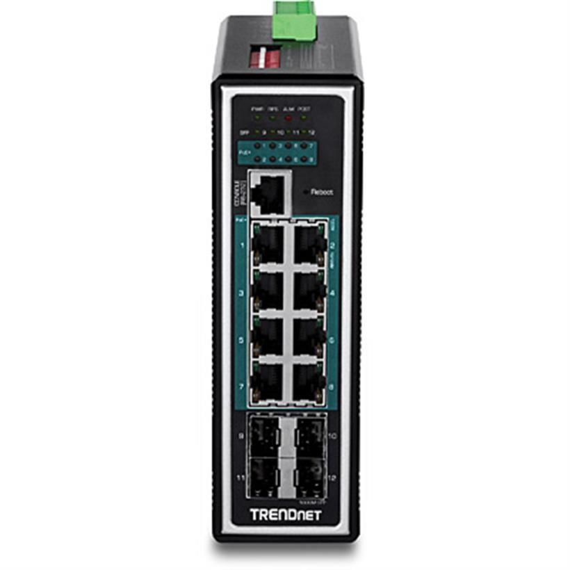 TRENDnet Industrial Switche TI-PG1284i