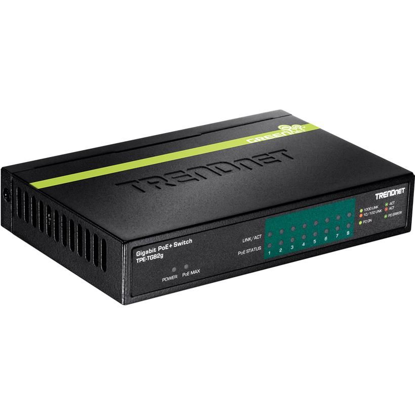 TRENDnet Switches TPE-TG82g