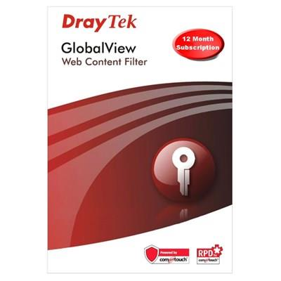 Draytek Vigor B card - CommTouch Web Content Filter License key