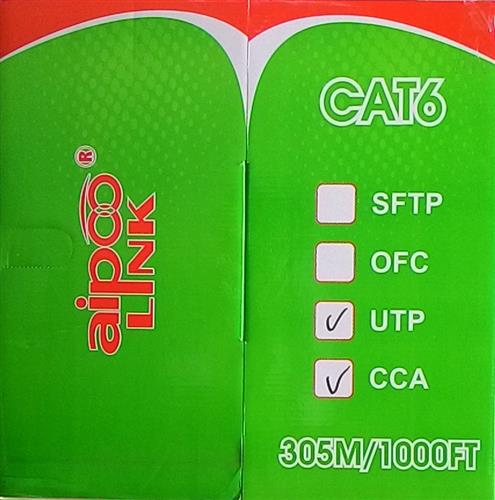 AIPOOLINK OFC CAT 6 - 305M