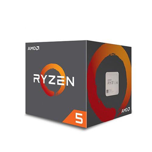 CPU AMD Ryzen™ 5 1600 6 Cores 12 Threads 3.2 GHz (3.6 GHz Turbo)