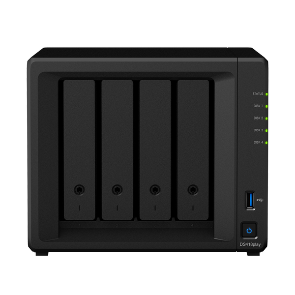 NAS Synology DS418Play