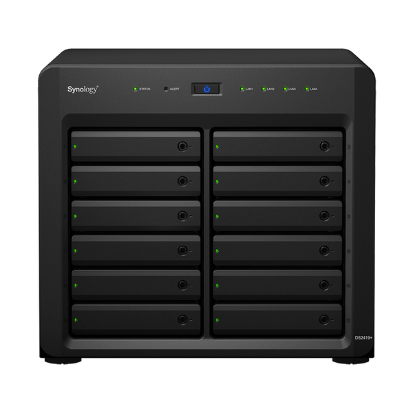 NAS Synology DiskStation DS2419+