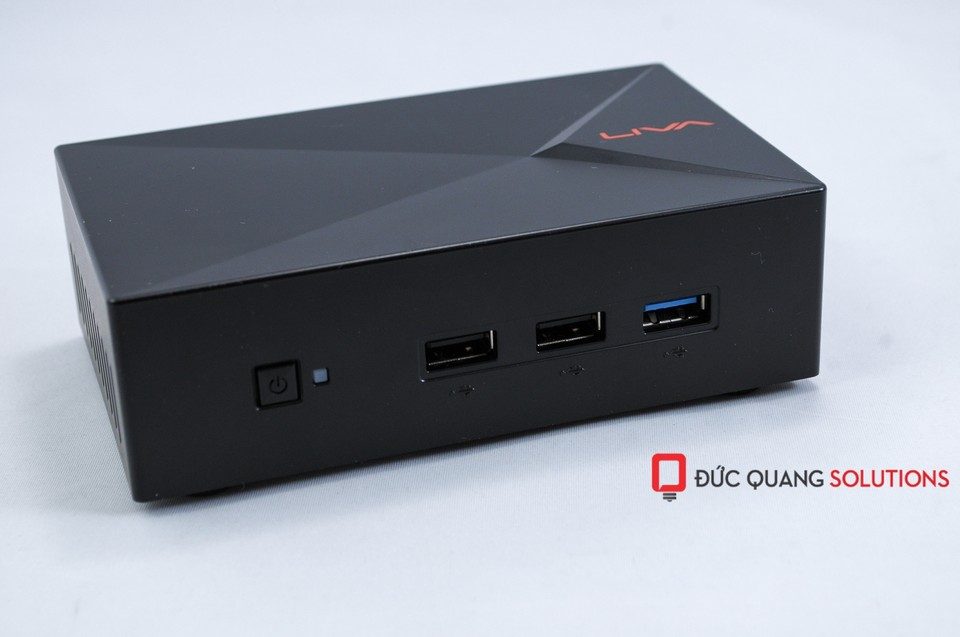 Mini PC ECS LIVA X