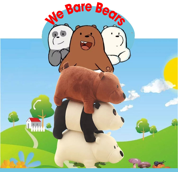 Gấu We Bare Bear