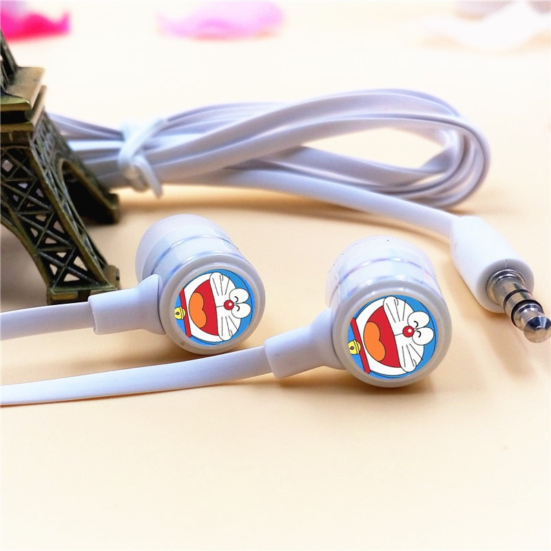 Tai nghe Earphone Doraemon