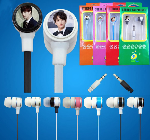Tai nghe Earphone BTS Idol