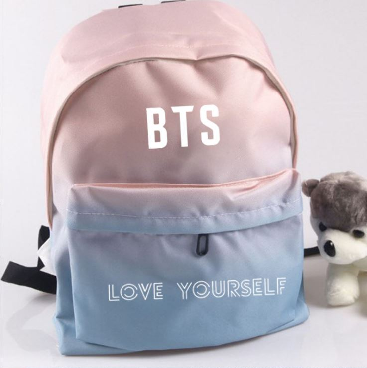 Balo gradient BTS LOVE YOURSELF