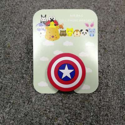 Popsocket hình Captain American