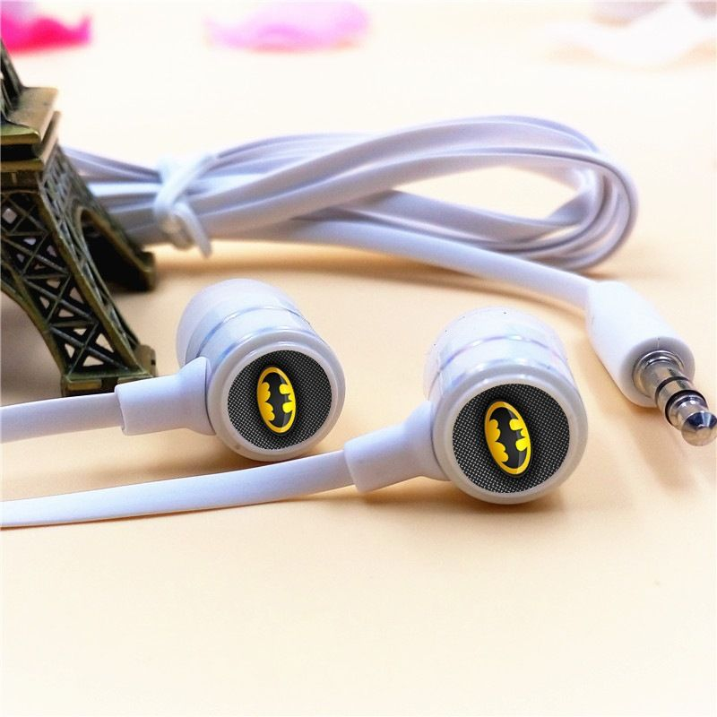 Tai nghe Earphone Batman