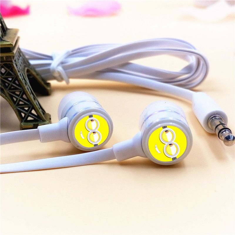 Tai nghe Earphone Minion
