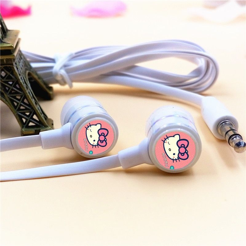 Tai nghe Earphone Kitty