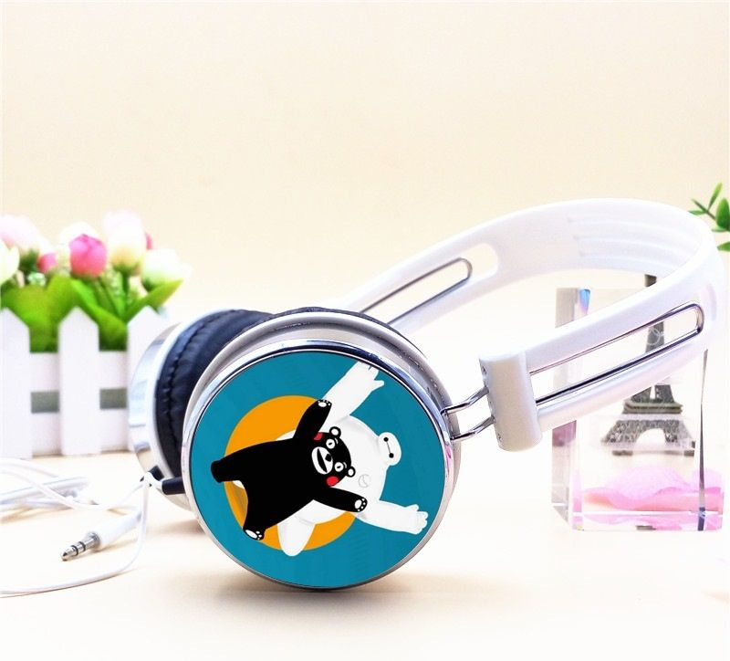 Tai nghe Headphone Kumamon