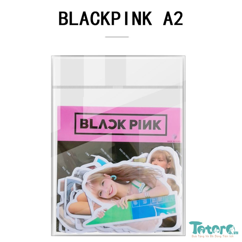 Sticker dán BlackPink - A2