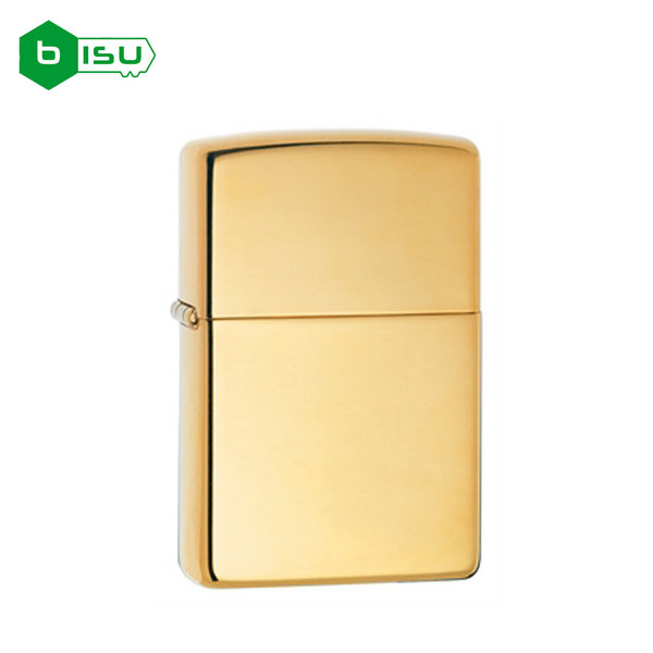 Zippo 254B - Vỏ Đồng thau trơn (High Polish Brass Lighter)