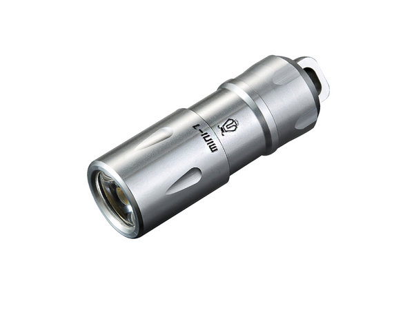 Đèn pin Jetbeam - Mini-1 Titanium 130 Lumens