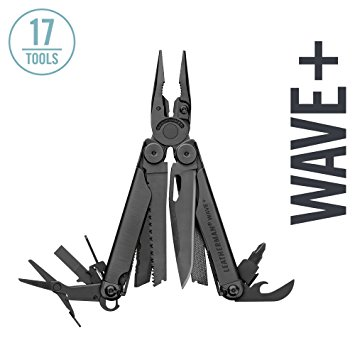 Kìm đa năng Leatherman Wave+ black