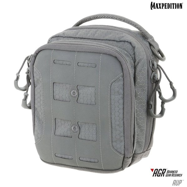 Maxpedition - Túi AUP GRY (Màu Xám Accordion Utility Pouch - AUPGRY)