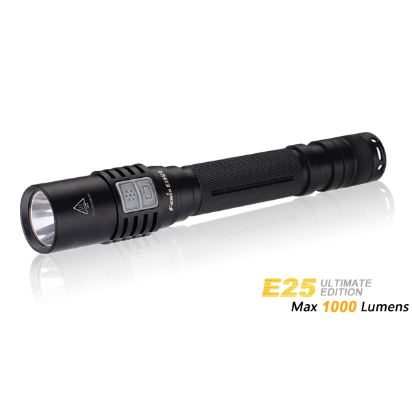 Đèn pin Fenix - E25 UE - 1000 Lumens (Ultimate Edition)
