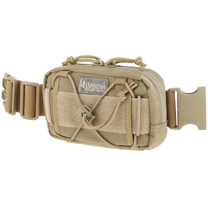 Maxpedition - Túi JANUS EXTENSION Pocket (Màu Khaki - 8001K)