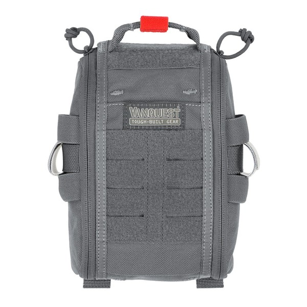 Vanquest - Túi FATPack 5X8 (Gen-2): First Aid Trauma Pack (Màu Wolf Gray - 081258WG)
