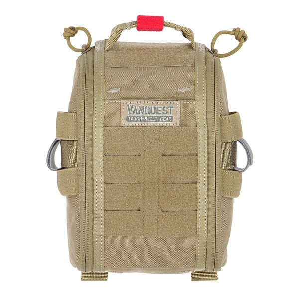 Vanquest - Túi FATPack 5X8 (Gen-2): First Aid Trauma Pack (Màu Coyote Tan - 081258CT)