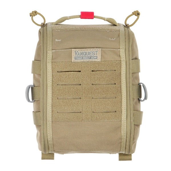 Vanquest - Túi FATPack 7X10 (Gen-2) First Aid Trauma Pack (Màu Coyote Tan - 081271CT)