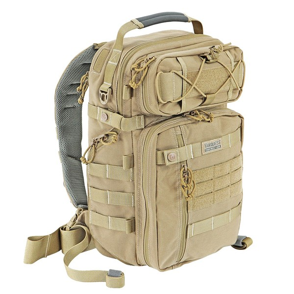 Vanquest - Balo TRIDENT-20 (Gen-2) - 20L Backpack (Màu Coyote Tan - 770220CT)
