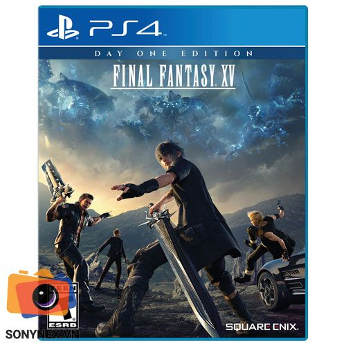 Final Fantasy XV | Đĩa game Sony PS4 | US