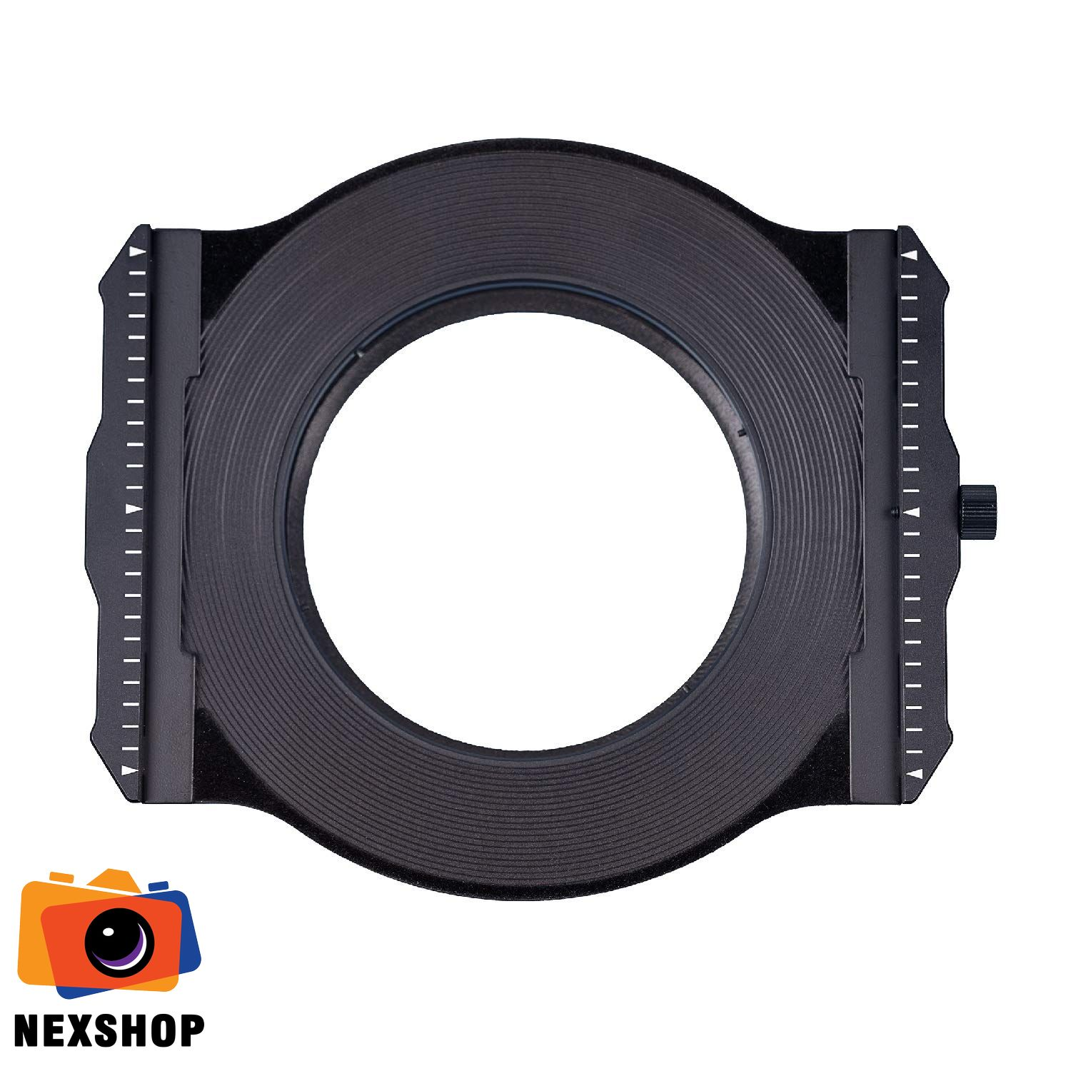 Magnetic Filter Holder System 100mm cho ống kính Laowa 10-18mm