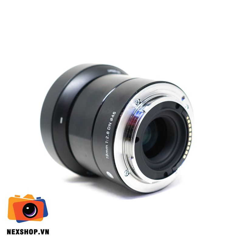 Ống kính Sigma 19mm f/2.8 DN Art Lens for Sony E | USED