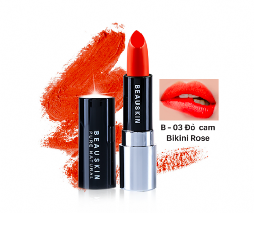 SON BEAUSKIN EXTRA MAKE UP MATTE LIPSTICK B-03