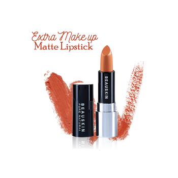 SON BEAUSKIN EXTRA MAKE UP MATTE LIPSTICK B-04