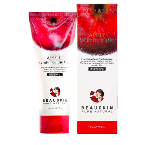 Tẩy Da Chết Beauskin Apple Whitening Peeling Gel
