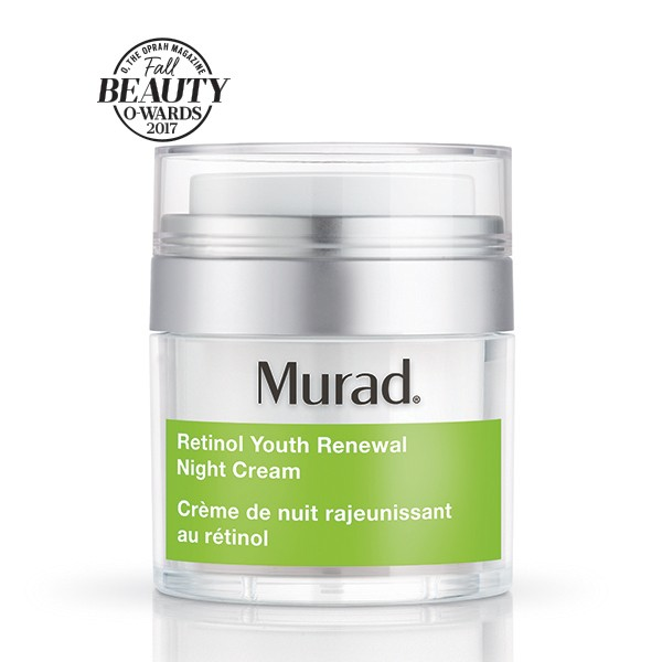 (Murad) Serum tái tạo da ban đêm Retinol Youth Renewal Night Cream 50ml