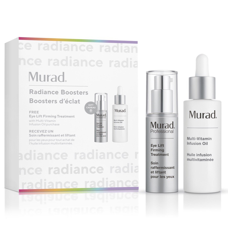 (Murad) COMBO Eye Lift Firming Treatment 30ml (giá 2.346.000) - FREE: Multi -Vitamin Infusion Oil 30ml (giá 2.238.000)
