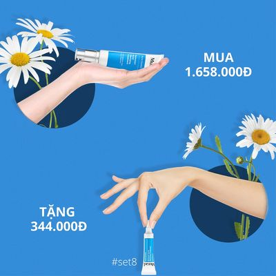 KMT8 - Kem mụn thông minh Murad Murad Out Smart Acne Clarifying Treatment 50ml