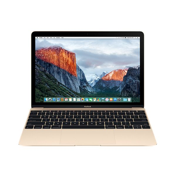 "Macbook 12"" 256 - Gold - MNYK2"
