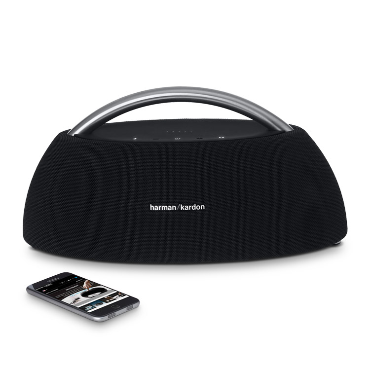 Loa Harman Kardon Go Play Mini Black