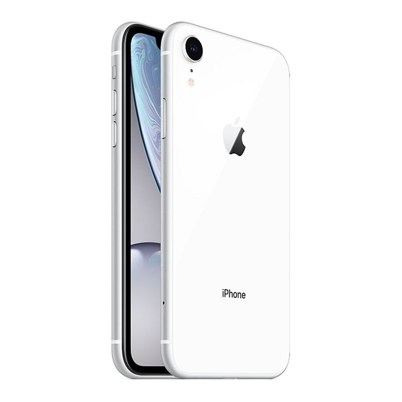 iPhone XR - 128G - White - 2 SIM - Like new