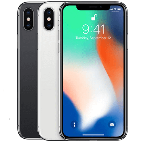 iPhone X - 64G - Like New