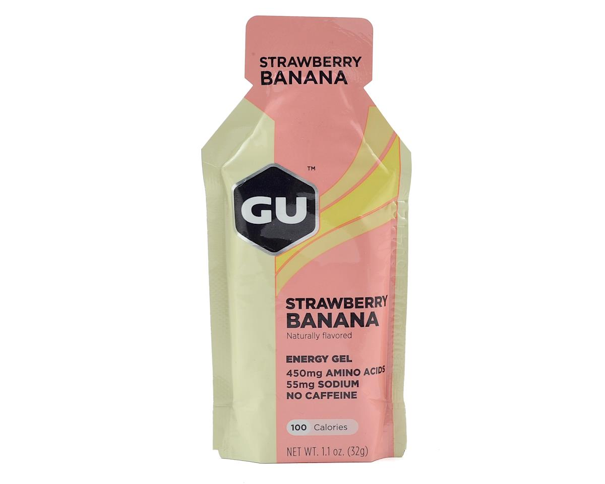 GU Energy Gel - vị Stawberry Banana