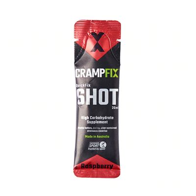 Crampfix Quickfix Shot - Raspberry
