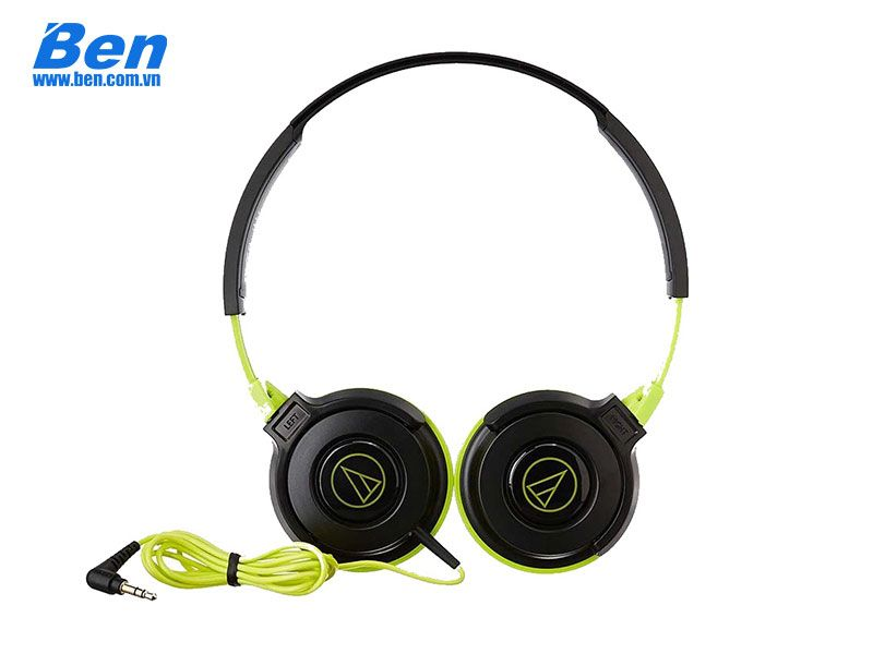 Tai nghe On-ear Audio-Technica ATH-S100iS