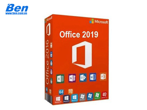 PM Microsoft Office Professional 2019 Online (269-17071)