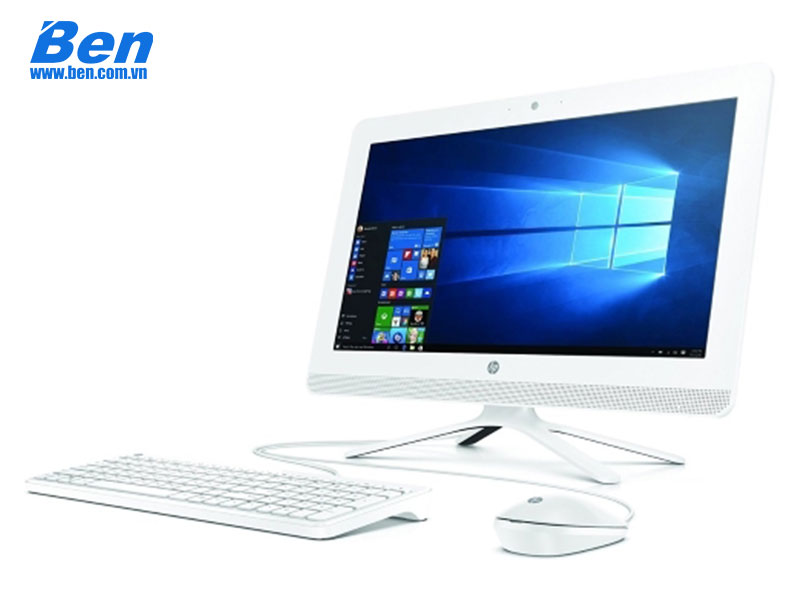 HP AIO-22-c0047d (4LZ20AA)/ Snow White - i3