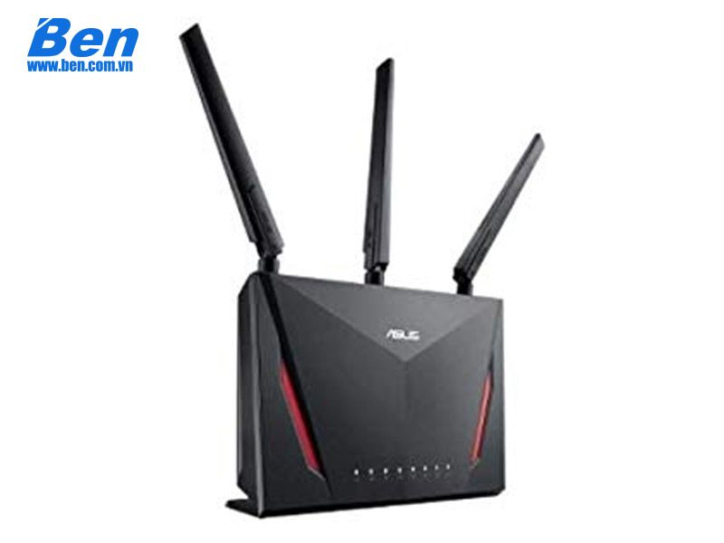 Bộ phát wifi ASUS RT-AC86U Gaming AC2900Mbps 70 user
